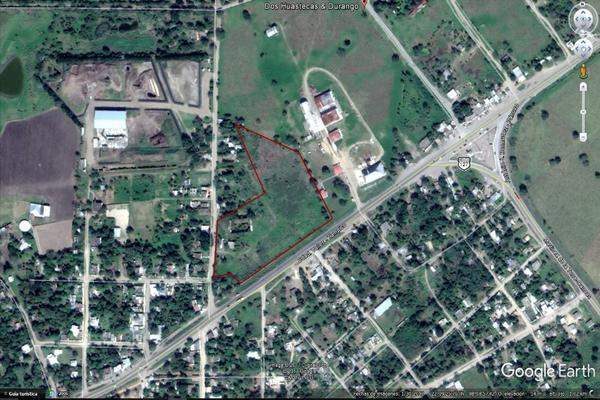 Foto de terreno comercial en renta en carretera tampico-valles ctr1533 , confederación nacional campesina (canoas), pánuco, veracruz de ignacio de la llave, 3593403 No. 01
