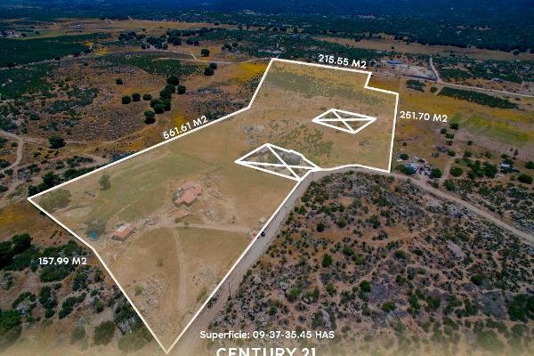 Foto de rancho en venta en carretera tecate mexicali kilometro 109 rancho la cienega kilometro 109 , loma tova, tecate, baja california, 6178644 No. 01