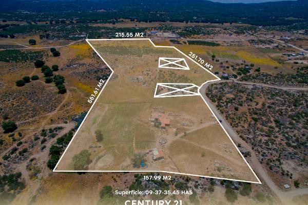 Foto de rancho en venta en carretera tecate mexicali kilometro 109 rancho la cienega kilometro 109 , loma tova, tecate, baja california, 6178644 No. 03