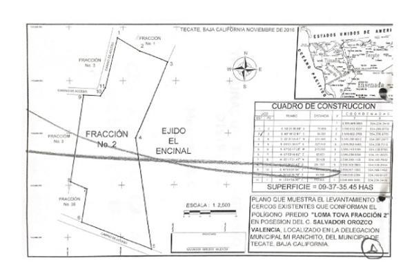 Foto de rancho en venta en carretera tecate mexicali kilometro 109 rancho la cienega kilometro 109 , loma tova, tecate, baja california, 6178644 No. 08