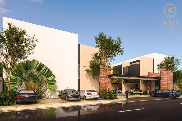 Foto de casa en venta en carretera temozon chablekal , temozon norte, mérida, yucatán, 5435173 No. 01
