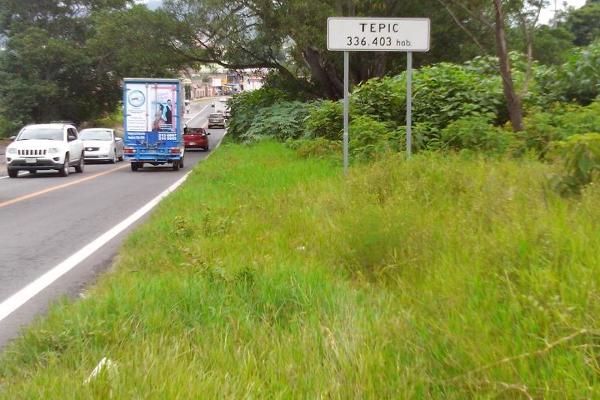 Foto de terreno comercial en renta en carretera tepic miramar , solidaridad infonavit, tepic, nayarit, 3419131 No. 02