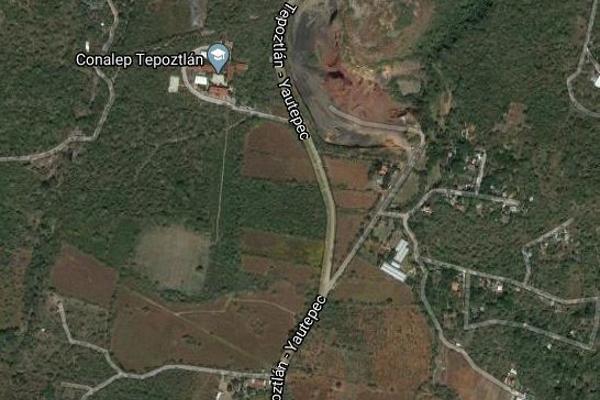 Foto de terreno habitacional en venta en carretera tepoztlán-yautepec , huilotepec, tepoztlán, morelos, 0 No. 01
