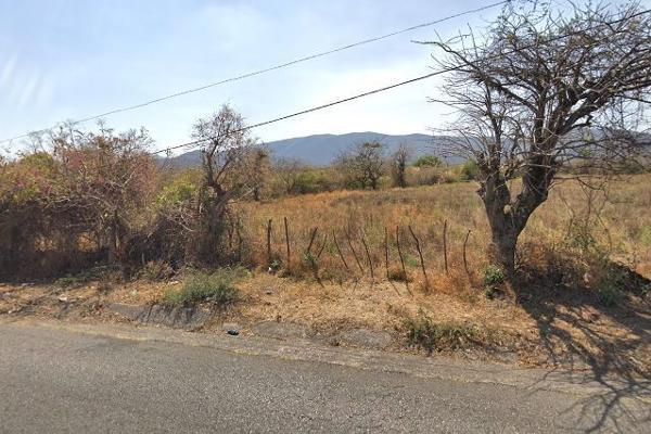 Foto de terreno habitacional en venta en carretera tepoztlán-yautepec , huilotepec, tepoztlán, morelos, 0 No. 02