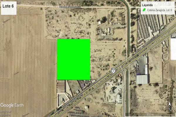 Foto de terreno comercial en venta en carretera tijuana- mexicali , zaragoza, mexicali, baja california, 7514182 No. 01