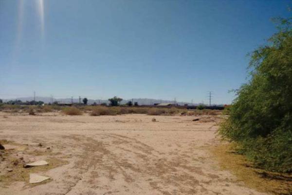 Foto de terreno comercial en venta en carretera tijuana- mexicali , zaragoza, mexicali, baja california, 7514182 No. 03