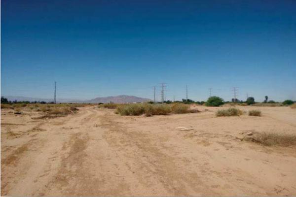 Foto de terreno comercial en venta en carretera tijuana- mexicali , zaragoza, mexicali, baja california, 7514182 No. 05