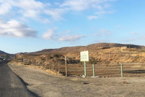 Foto de terreno habitacional en venta en carretera tijuana-tecate kilometro 37 , lomas de san pedro, tijuana, baja california, 5401325 No. 01