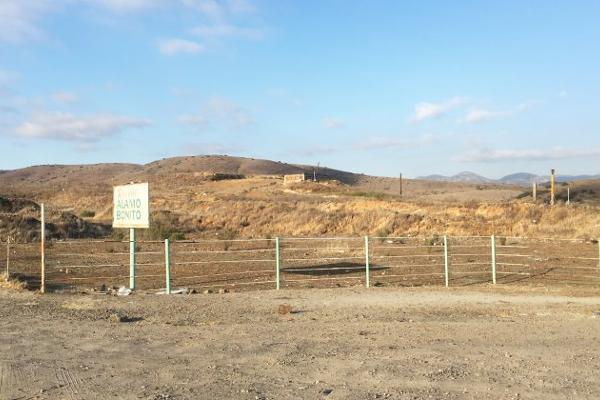 Foto de terreno habitacional en venta en carretera tijuana-tecate kilometro 37 , lomas de san pedro, tijuana, baja california, 5401325 No. 02