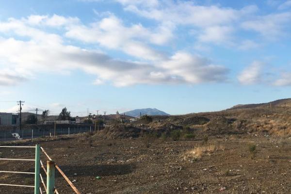 Foto de terreno habitacional en venta en carretera tijuana-tecate kilometro 37 , lomas de san pedro, tijuana, baja california, 5401325 No. 04