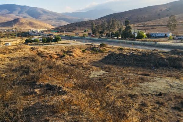 Foto de terreno habitacional en venta en carretera tijuana-tecate kilometro 37 , lomas de san pedro, tijuana, baja california, 5401325 No. 06