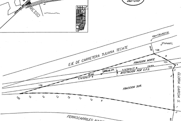Foto de terreno habitacional en venta en carretera tijuana-tecate , la puerta, tecate, baja california, 2717556 No. 02