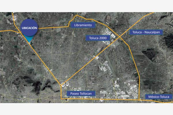 Foto de terreno industrial en venta en carretera toluca atlacomulco 1910, santa cruz atzcapotzaltongo centro, toluca, méxico, 14690450 No. 04