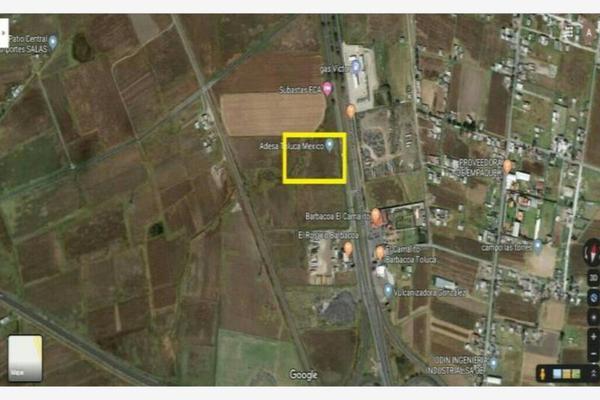 Foto de terreno industrial en venta en carretera toluca atlacomulco , san cayetano morelos, toluca, méxico, 0 No. 02