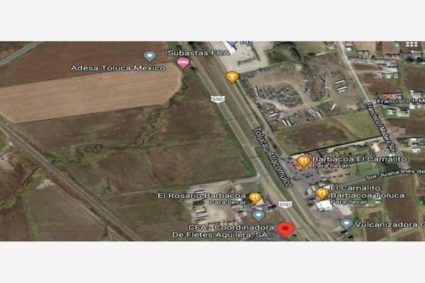 Foto de terreno industrial en venta en carretera toluca atlacomulco , san cayetano morelos, toluca, méxico, 0 No. 03