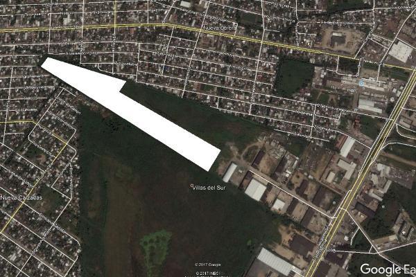 Foto de terreno habitacional en venta en carretera transistmica kilometro 7.5 , tierra nueva, coatzacoalcos, veracruz de ignacio de la llave, 5925535 No. 01