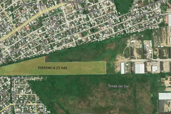 Foto de terreno habitacional en venta en carretera transistmica kilometro 7.5 , tierra nueva, coatzacoalcos, veracruz de ignacio de la llave, 5925535 No. 04