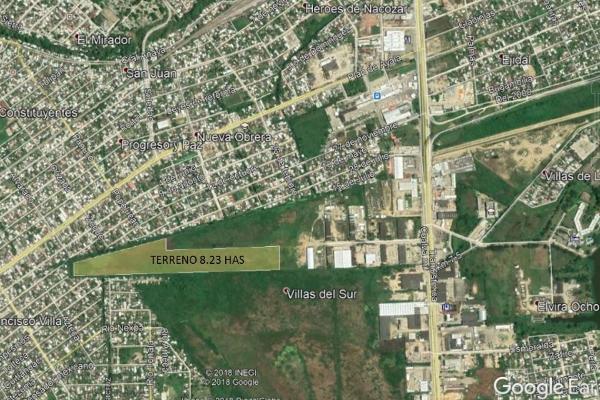 Foto de terreno habitacional en venta en carretera transistmica kilometro 7.5 , tierra nueva, coatzacoalcos, veracruz de ignacio de la llave, 5925542 No. 02