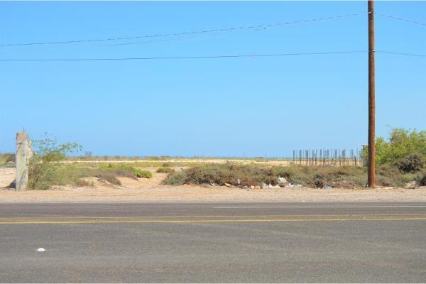 Foto de terreno habitacional en venta en carretera transpeninsular 0, centenario, la paz, baja california sur, 6171353 No. 01
