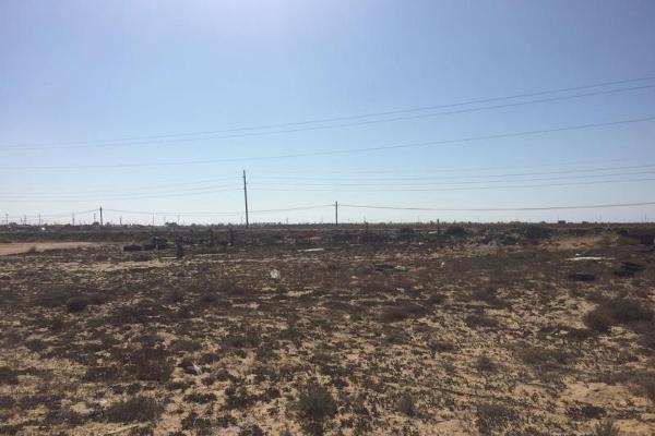 Foto de terreno habitacional en venta en carretera transpeninsular norte , el dominó, mulegé, baja california sur, 5821190 No. 06