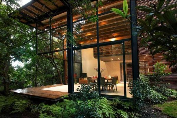 Foto de terreno habitacional en venta en carretera tulum-coba 1, villas tulum, tulum, quintana roo, 5332560 No. 03