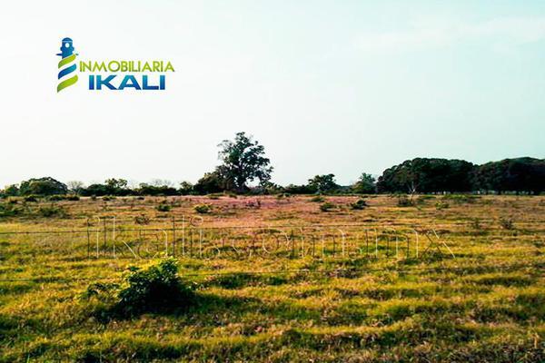Foto de terreno comercial en venta en carretera tuxpan-poza rica , santiago de la peña, tuxpan, veracruz de ignacio de la llave, 5871339 No. 01