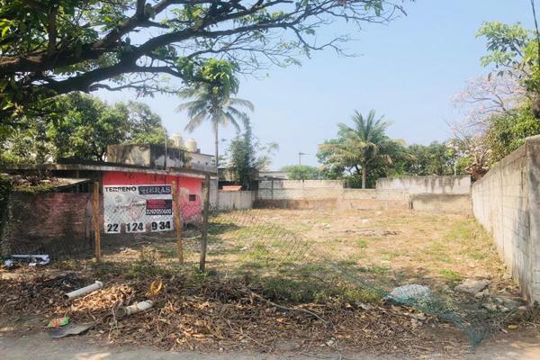 Foto de terreno habitacional en renta en carretera veracruz-xalapa 17, las bajadas, veracruz, veracruz de ignacio de la llave, 7304683 No. 02