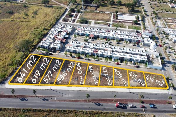 Foto de terreno habitacional en venta en carretera villa de álvarez - minatitlán 7 , juan josé ríos ii, villa de álvarez, colima, 17748650 No. 01
