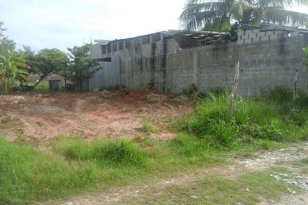 Foto de terreno habitacional en venta en carretera villahermosa a teapa , huapinol, centro, tabasco, 3733779 No. 01