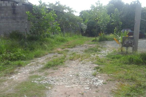 Foto de terreno habitacional en venta en carretera villahermosa a teapa , huapinol, centro, tabasco, 3733779 No. 04