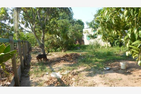 Foto de terreno habitacional en venta en carretera villahermosa frontera kilometro 9.8 1, lagartera 1a secc, centro, tabasco, 8118028 No. 03