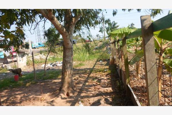 Foto de terreno habitacional en venta en carretera villahermosa frontera kilometro 9.8 1, lagartera 1a secc, centro, tabasco, 8118028 No. 04