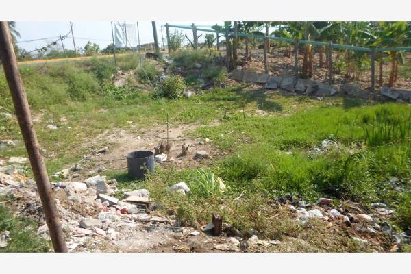 Foto de terreno habitacional en venta en carretera villahermosa frontera kilometro 9.8 1, lagartera 1a secc, centro, tabasco, 8118028 No. 09