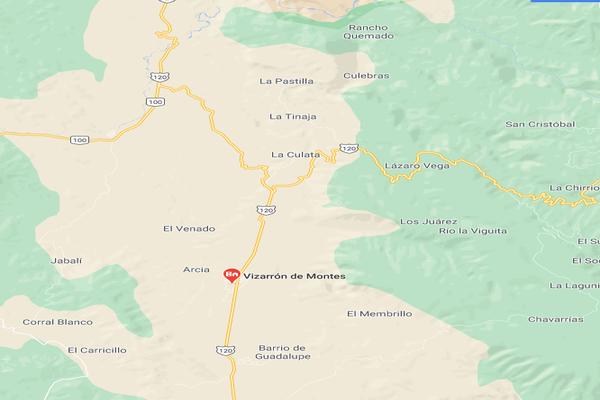 Foto de terreno habitacional en venta en carretera vizarrón san joaquín , vizarrón de montes, cadereyta de montes, querétaro, 0 No. 01