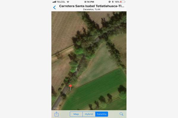 Foto de terreno comercial en venta en carretera xoxtla santa isabel tetlatlauhca 0, santa águeda, tetlatlahuca, tlaxcala, 5822057 No. 05
