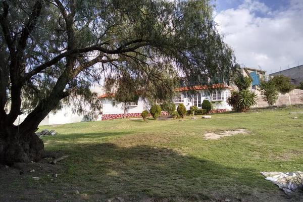 Foto de terreno habitacional en venta en carril 2, tierra blanca, ecatepec de morelos, méxico, 0 No. 01