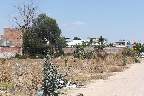 Foto de terreno habitacional en venta en carrizal 1, haciendas el carrizal, irapuato, guanajuato, 6209479 No. 01