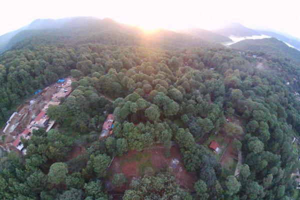 Foto de terreno habitacional en venta en cerro gordo , cerro gordo, valle de bravo, méxico, 8867633 No. 01