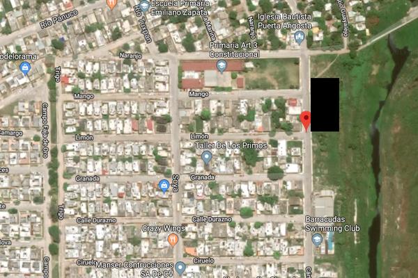 Foto de terreno habitacional en venta en cartamo , simon rivera, ciudad madero, tamaulipas, 9232731 No. 02