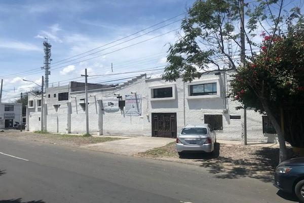 Foto de oficina en venta en  , casa blanca, querétaro, querétaro, 16686281 No. 01