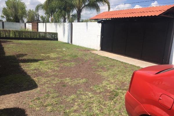 Foto de casa en venta en casa de campo ., el suspiro, silao, guanajuato, 8855976 No. 07