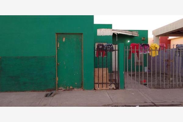 Foto de casa en venta en  , casa digna, mexicali, baja california, 0 No. 01