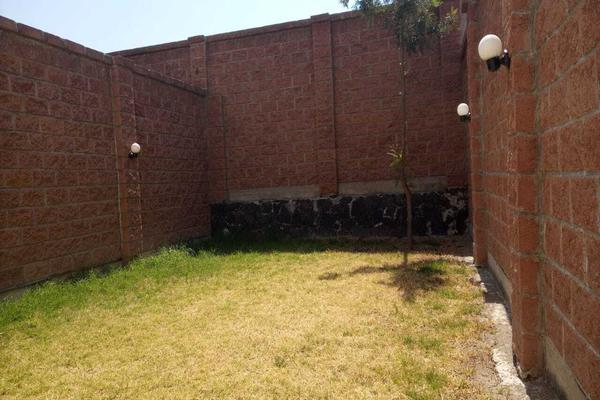 Foto de casa en renta en casa en renta -chipilo con amplio jardín 60 m2 . , chipilo de francisco javier mina, san gregorio atzompa, puebla, 20136375 No. 14