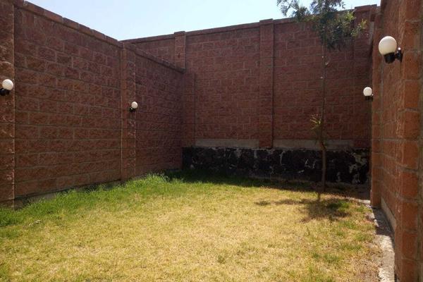 Foto de casa en renta en casa en renta -chipilo con amplio jardín 60 m2 . , chipilo de francisco javier mina, san gregorio atzompa, puebla, 20136375 No. 15