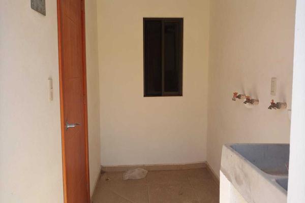 Foto de casa en renta en casa en renta -chipilo con amplio jardín 60 m2 . , chipilo de francisco javier mina, san gregorio atzompa, puebla, 20136375 No. 18