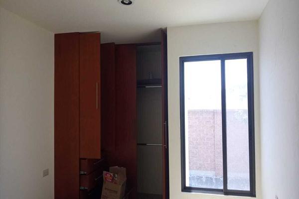 Foto de casa en renta en casa en renta -chipilo con amplio jardín 60 m2 . , chipilo de francisco javier mina, san gregorio atzompa, puebla, 20136375 No. 22