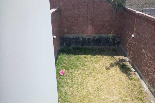 Foto de casa en renta en casa en renta -chipilo con amplio jardín 60 m2 . , chipilo de francisco javier mina, san gregorio atzompa, puebla, 20136375 No. 25