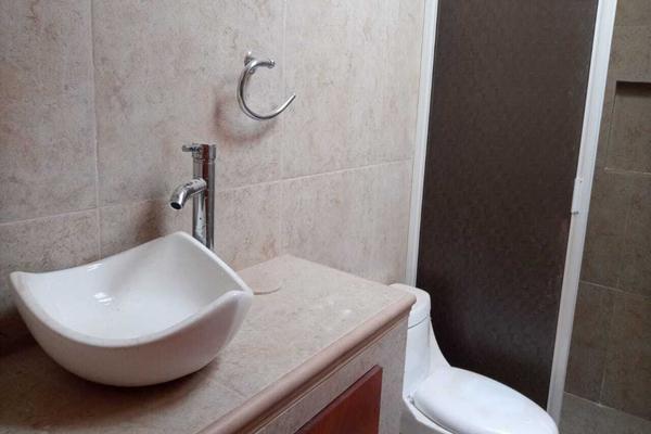 Foto de casa en renta en casa en renta -chipilo con amplio jardín 60 m2 . , chipilo de francisco javier mina, san gregorio atzompa, puebla, 20136375 No. 28