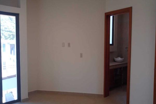 Foto de casa en renta en casa en renta -chipilo con amplio jardín 60 m2 . , chipilo de francisco javier mina, san gregorio atzompa, puebla, 20136375 No. 31