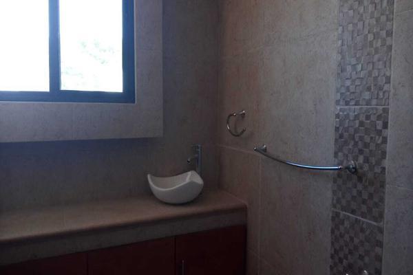 Foto de casa en renta en casa en renta -chipilo con amplio jardín 60 m2 . , chipilo de francisco javier mina, san gregorio atzompa, puebla, 20136375 No. 35